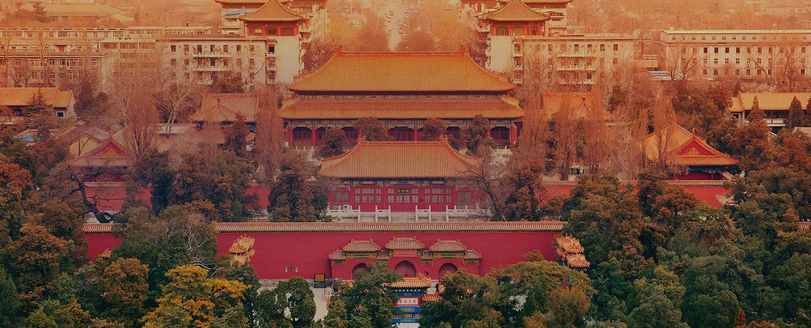 Palace Museum in China