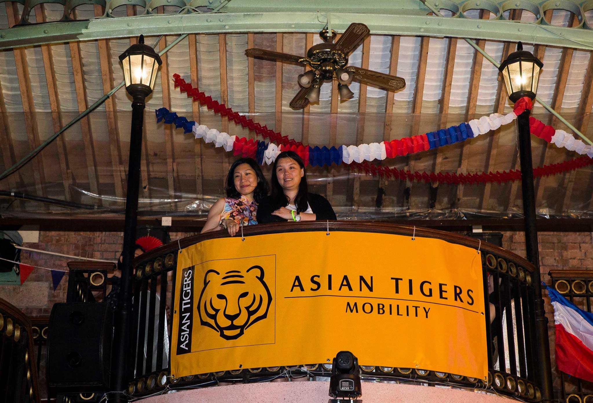 Asian Tigers joined FCCIHK for French National Day Party