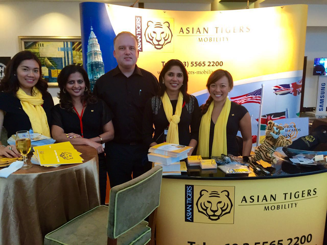 Asian Tigers supports MIGF 2016 | Asian Tigers Mobility