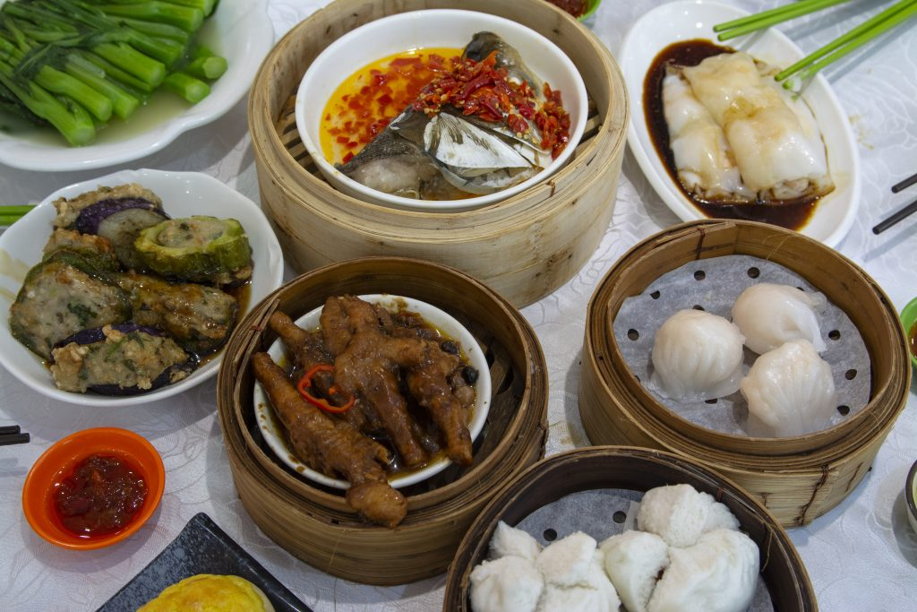 Dim Sum for new arrivals to HK